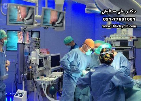 جراحی غده تیروئید